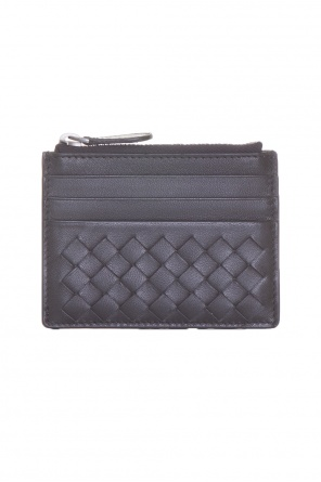 Leather cardholder od Bottega Veneta