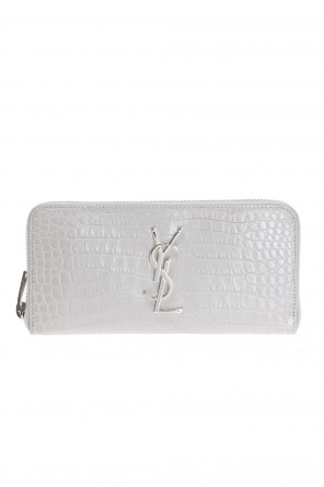 'monogram' wallet od Saint Laurent Paris