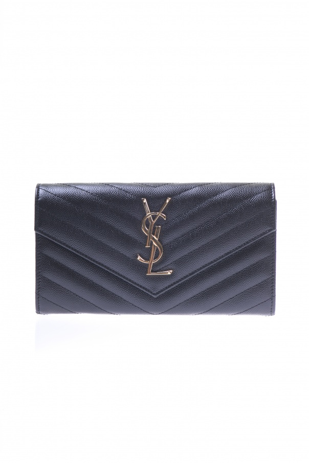 Saint Laurent 'Monogram' Wallet