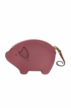 Piglet-shaped sachet od Coach