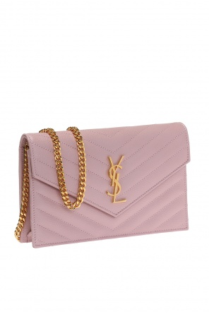 Monogram' shoulder wallet od Saint Laurent