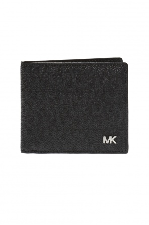 Bi-fold wallet with logo od Michael Kors