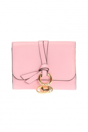 Wallet with charms od Chloe