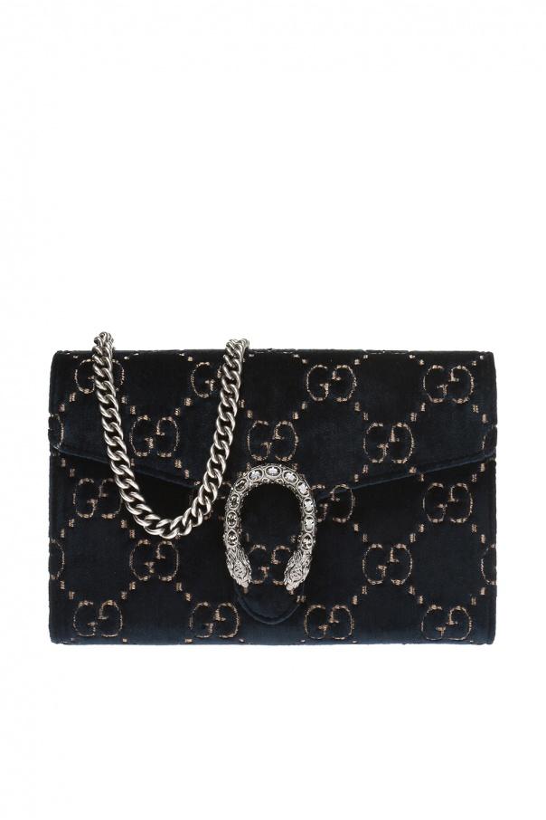 063aae3ebc4 Dionysus  velvet shoulder bag Gucci - Vitkac shop online