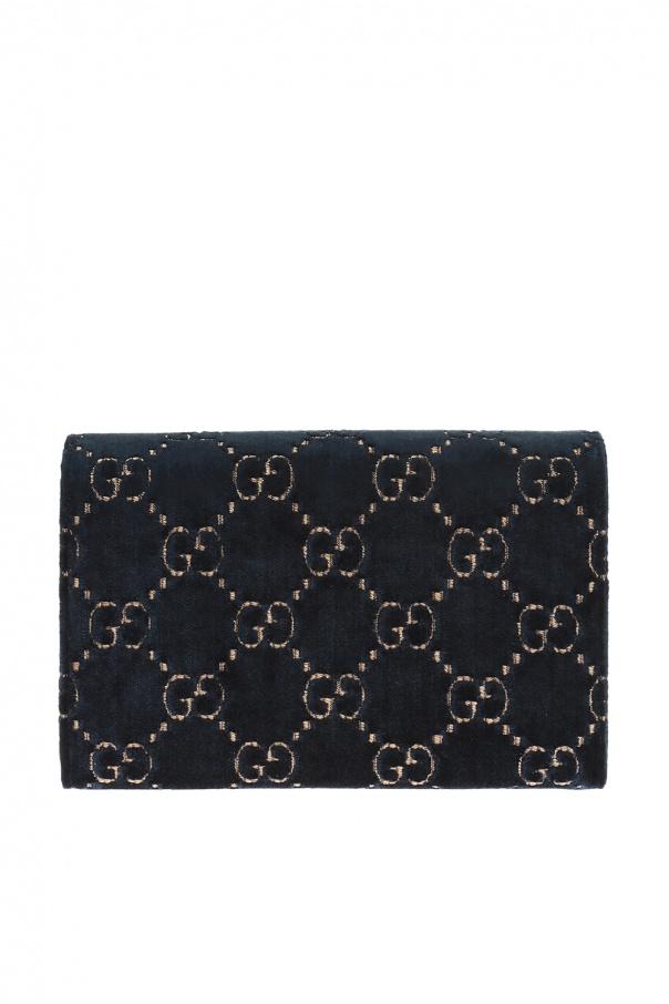 ddd40d328ed Dionysus  velvet shoulder bag Gucci - Vitkac shop online