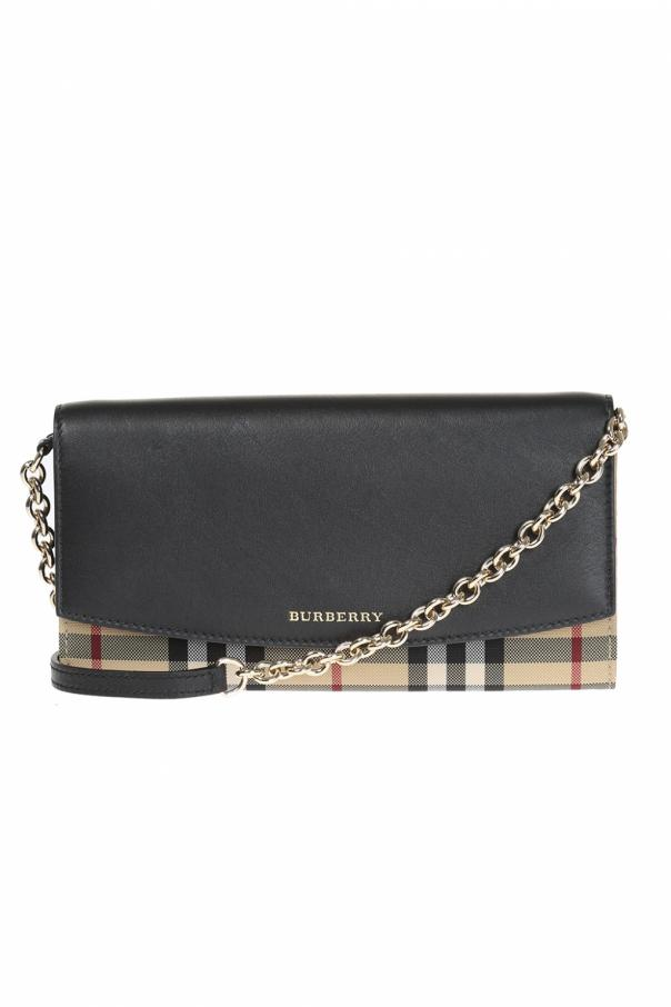 edf974629334 Henley  wallet on chain Burberry - Vitkac shop online