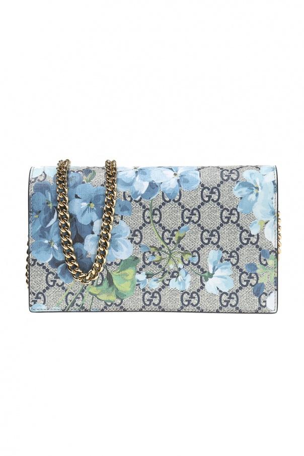 e393256bf89a GG Supreme' canvas wallet Gucci - Vitkac shop online