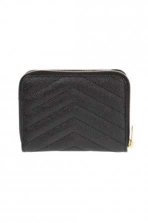 Quilted wallet od Saint Laurent