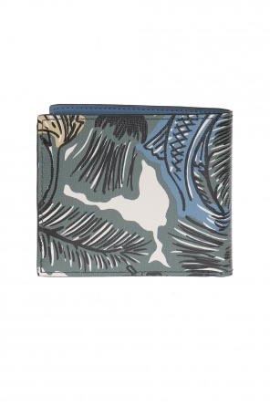 'beasts' printed wallet od Burberry