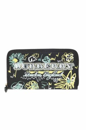 Patterned wallet od Burberry