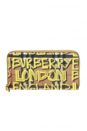 Checked wallet od Burberry