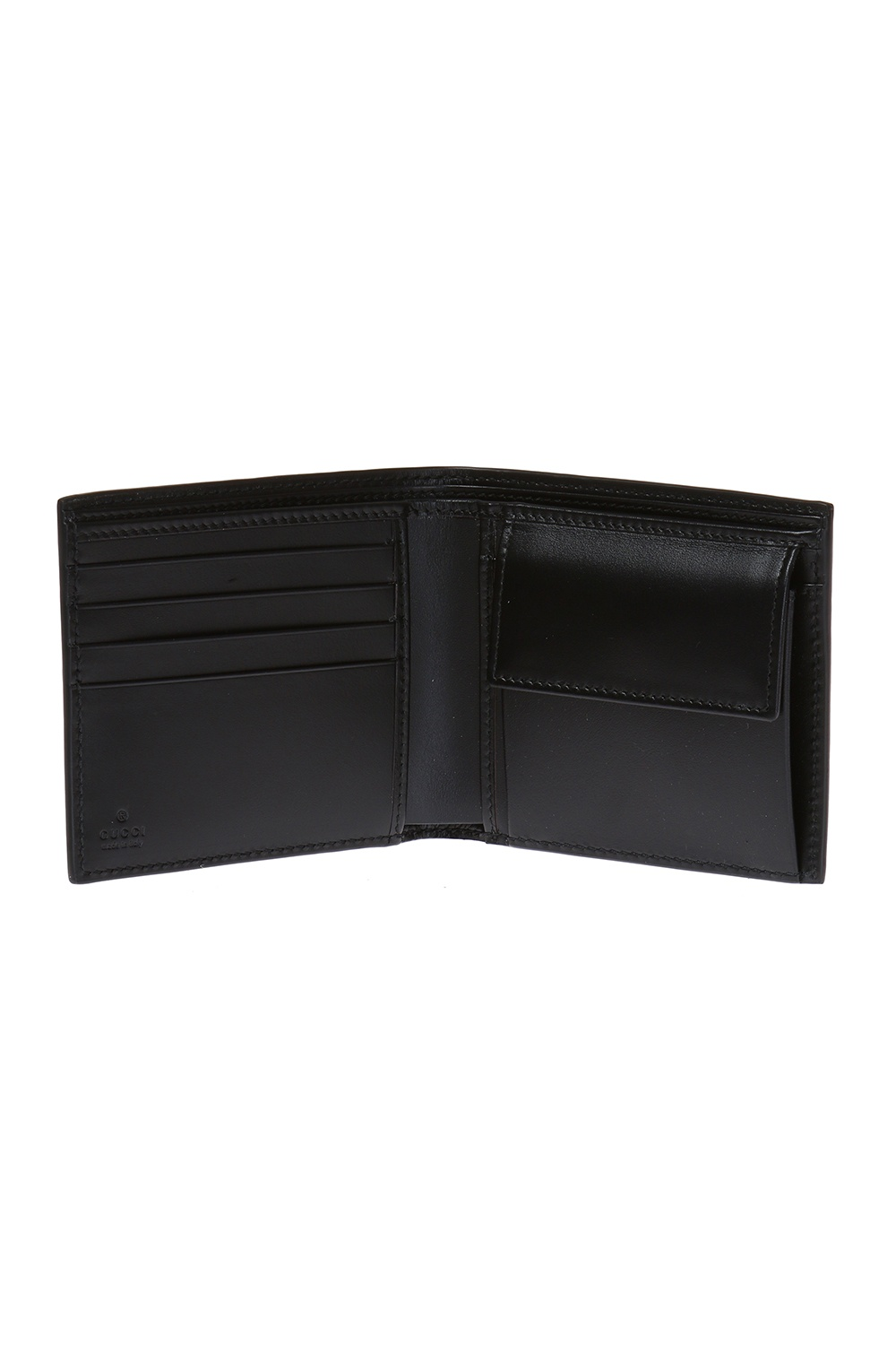 Gucci 'Web' stripe bi-fold wallet