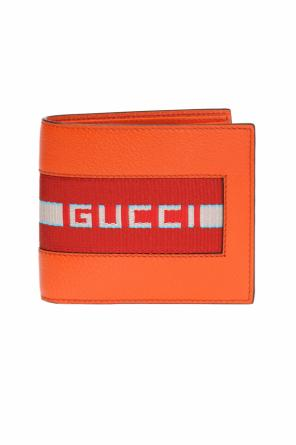 Wallet with a logo od Gucci