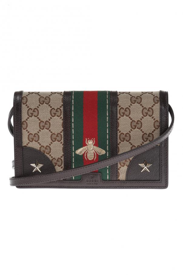 084393f1423f9f GG Original' Canvas Wallet Gucci - Vitkac shop online