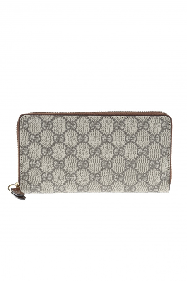 Gucci 'GG Supreme' Wallet