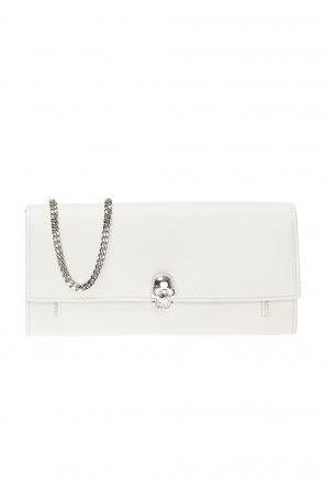 Embellished wallet on chain od Alexander McQueen