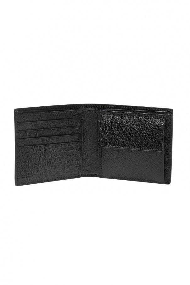 70c63e293192 Bi-fold leather wallet Gucci - Vitkac shop online