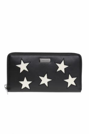 Stars motif wallet od Stella McCartney
