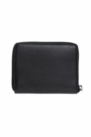 Embossed stars wallet od Stella McCartney