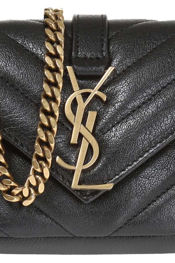 Torba do ręki 'mini monogram collége' od Saint Laurent Paris