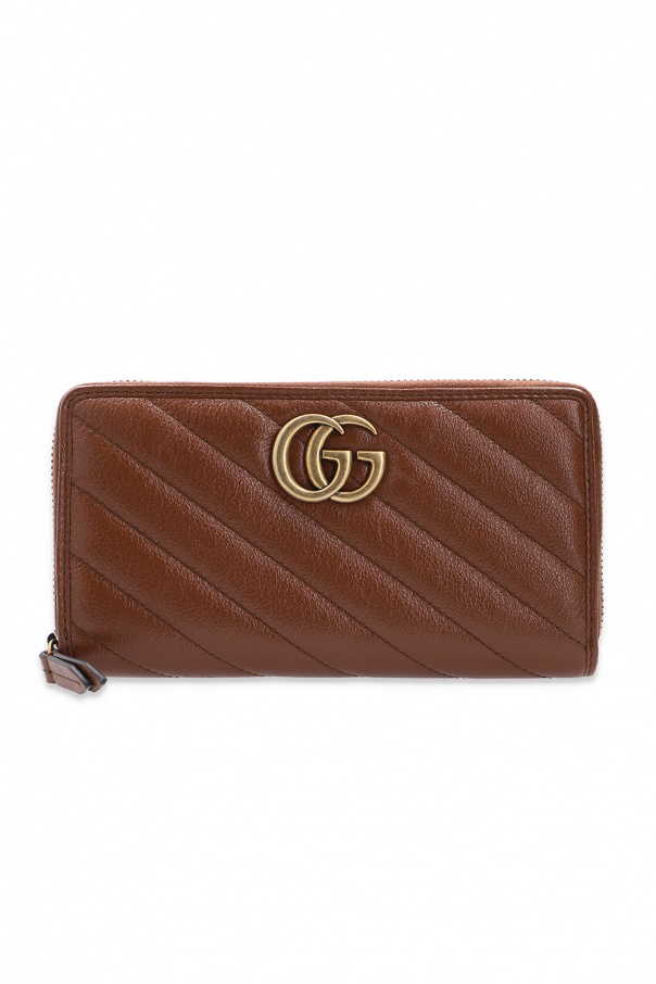 Gucci Quilted wallet