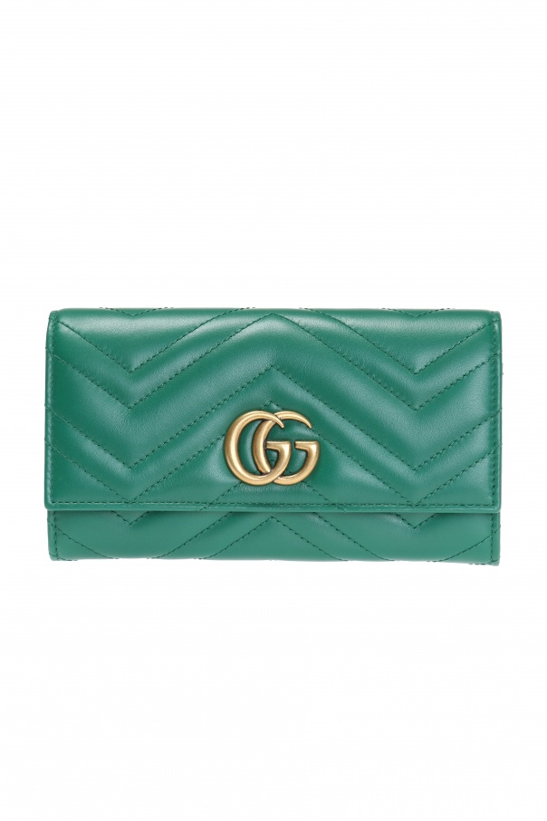 22f697ffa58b12 GG Marmont' wallet Gucci - Vitkac shop online