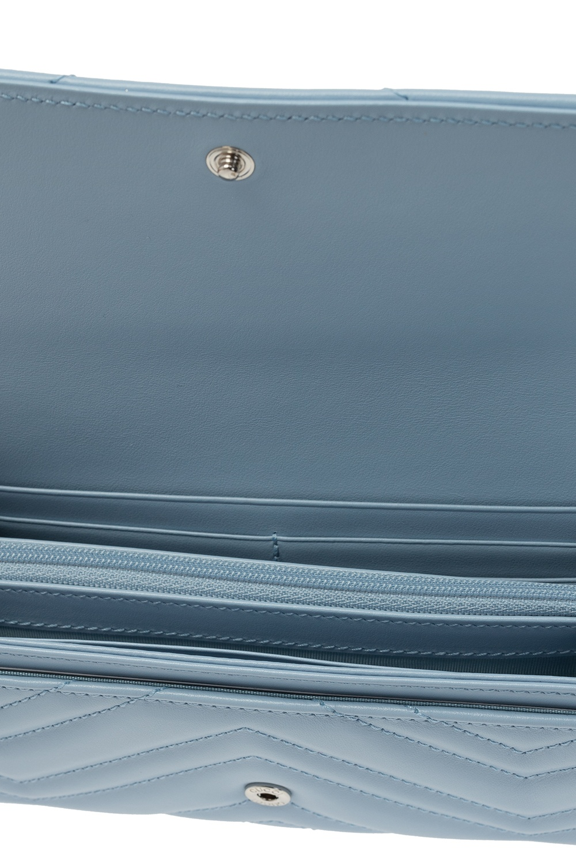 Gucci Pikowany portfel 'GG Marmont'