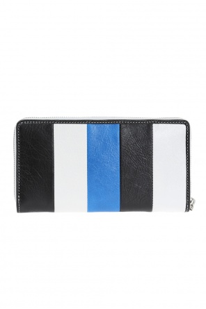 'bazar' leather wallet od Balenciaga