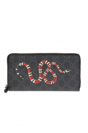 Wallet with a snake motif od Gucci