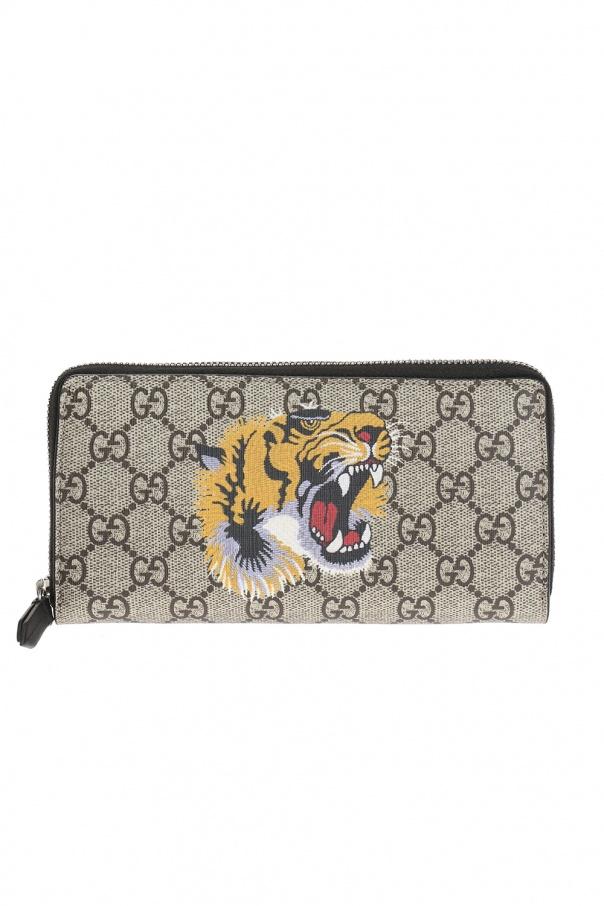 106efafb5e0372 GG Supreme' wallet Gucci - Vitkac shop online