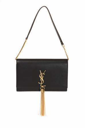 'monogram kate' wallet on chain od Saint Laurent