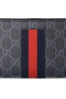 Gucci 'GG Supreme' canvas wallet