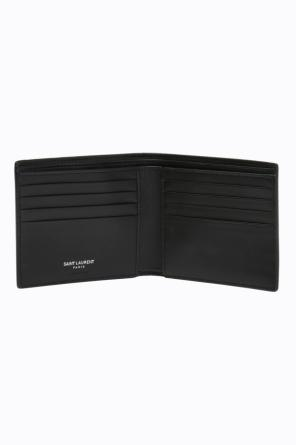 Wallet with logo od Saint Laurent