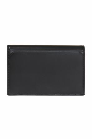 Logo wallet od Saint Laurent Paris