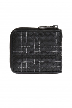 Wallet with stitching details od Bottega Veneta