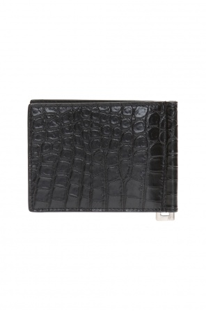 Logo-embossed wallet od Saint Laurent