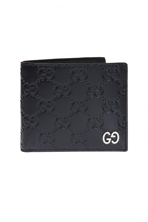 Gucci Leather bi-fold wallet