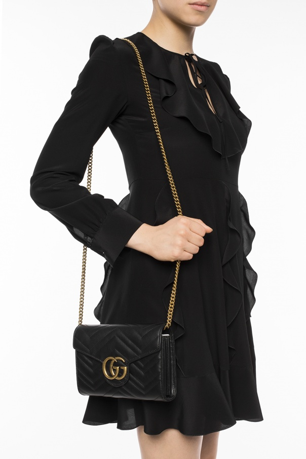 e083b053bef GG Marmont  shoulder bag Gucci - Vitkac shop online