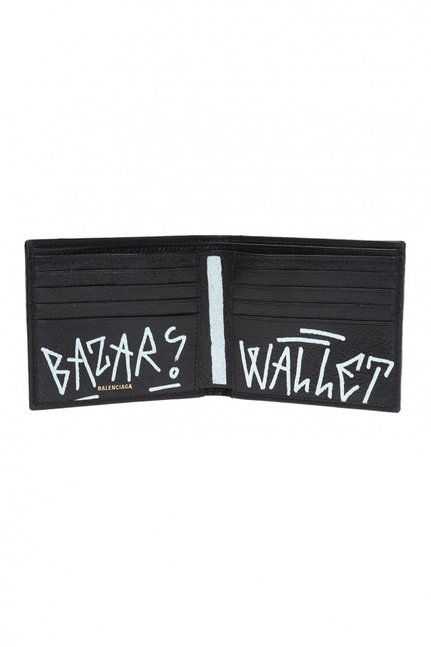 Bi-fold wallet od Balenciaga