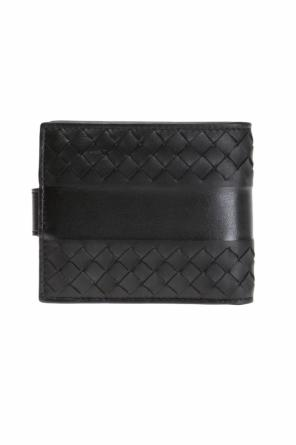 'intecciato' wallet od Bottega Veneta