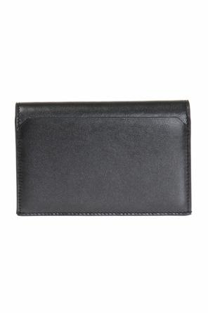 Heart-printed wallet od Saint Laurent Paris