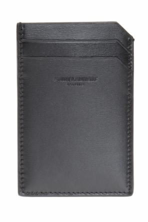 Card case with money clip od Saint Laurent Paris