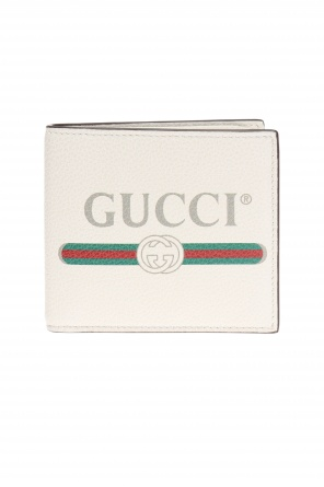 Bi-fold wallet with logo od Gucci