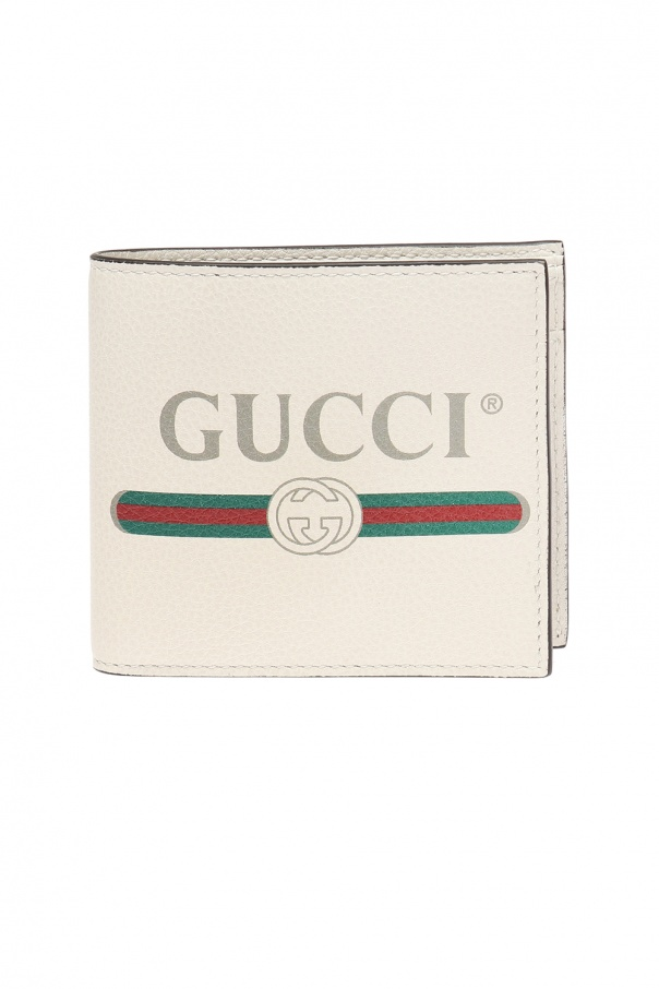 a8349d6da503 Branded bi-fold wallet Gucci - Vitkac shop online