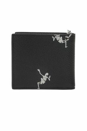 Wallet with chain od Alexander McQueen