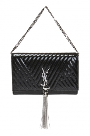 'olympia' wallet on chain od Saint Laurent