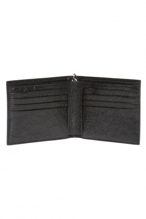 Branded wallet on chain od Balenciaga