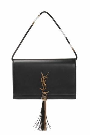 'monogram' shoulder wallet od Saint Laurent