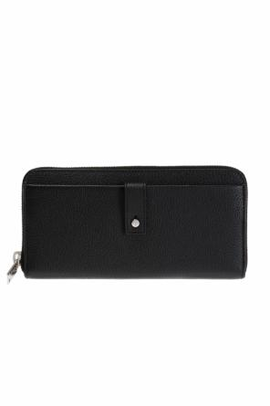 Textured wallet od Saint Laurent