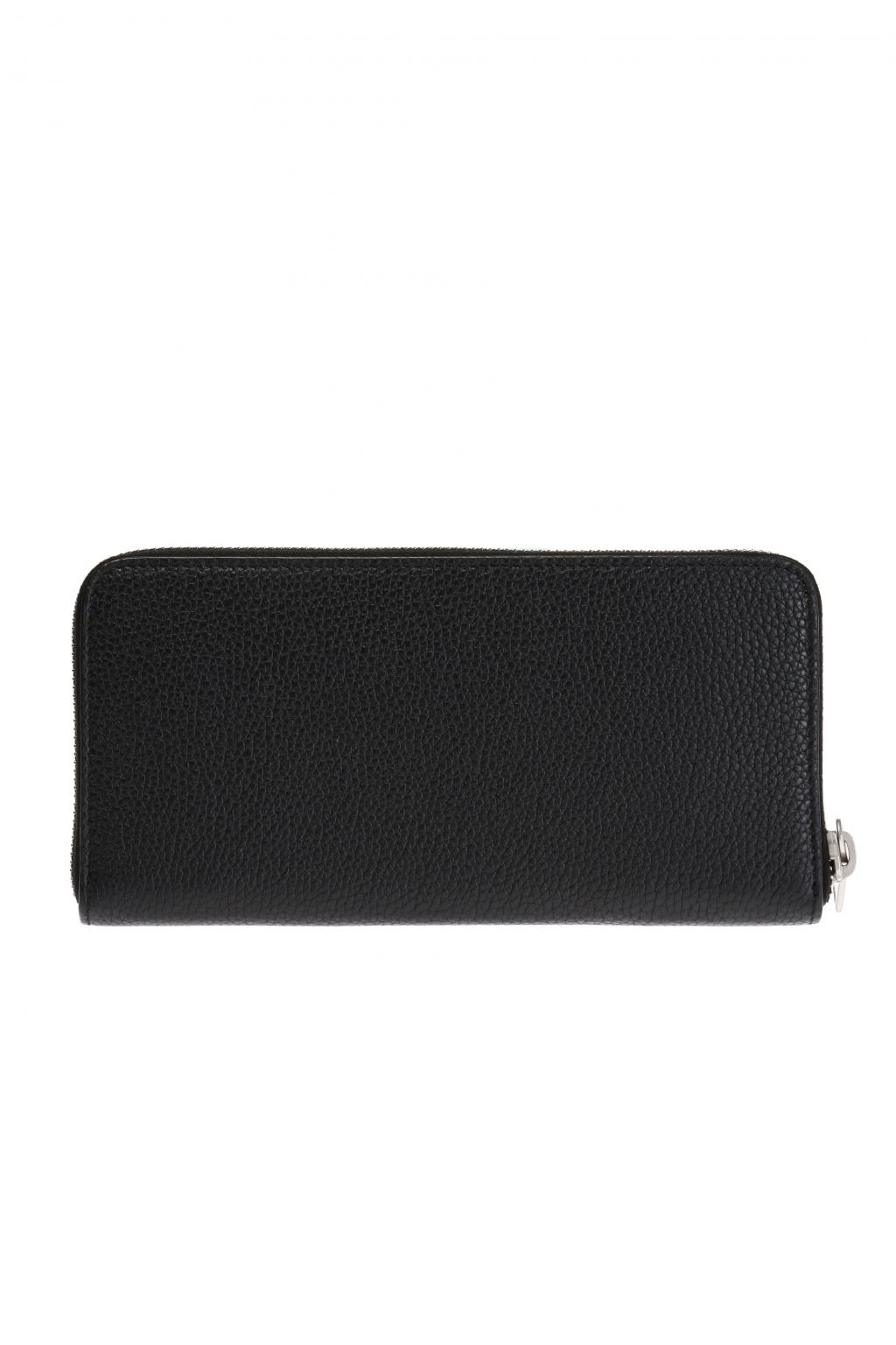 Saint Laurent Textured wallet